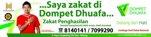 "Lembaga Amil Zakat BaitulMal Assalam (BMA), mengajak disiplin berinfaq, shodaqoh, zakat, minimal 2,5% dari setiap rizki. Untuk menyempurnakan taqwa.. menuju kemandirian bangsa. hubungi pak Makin dan Team. CP., 0852-3496-4872 / 0341-7099290/ 0877.5961.0020. . Mitra Pengelola Zakat (MPZ) dengan Lembaga Amil Zakat Nasional (LAZNAS) Dompet Dhuafa (DD). Call me please 24 jam non stop. ""Bersinergi & Berbagi Untuk Bangsa."" Atau datang langsung ke Kantor BMA / Kanindo Syariah Jatim, da.JL.Raya Sengkaling 293 DAU Malang Jatim  mewujudkan lembaga ZAKAT yang amanah dan profesional Alamat email / fb :  baitulmaalassalam@yahoo.co.id # https://baitulmaalassalam.wordpress.com#"